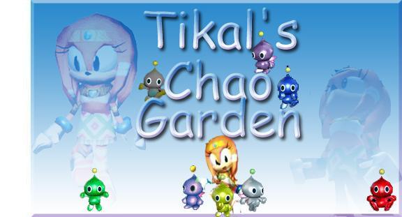 Tikal's Chao Garden